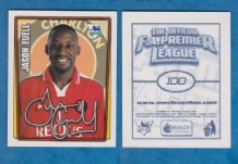 Charlton Athletic Jason Euell Jamaica 100